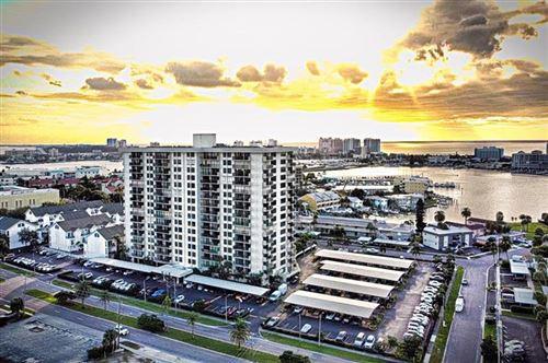 Photo of 400 ISLAND WAY #1705, CLEARWATER, FL 33767 (MLS # U8105849)