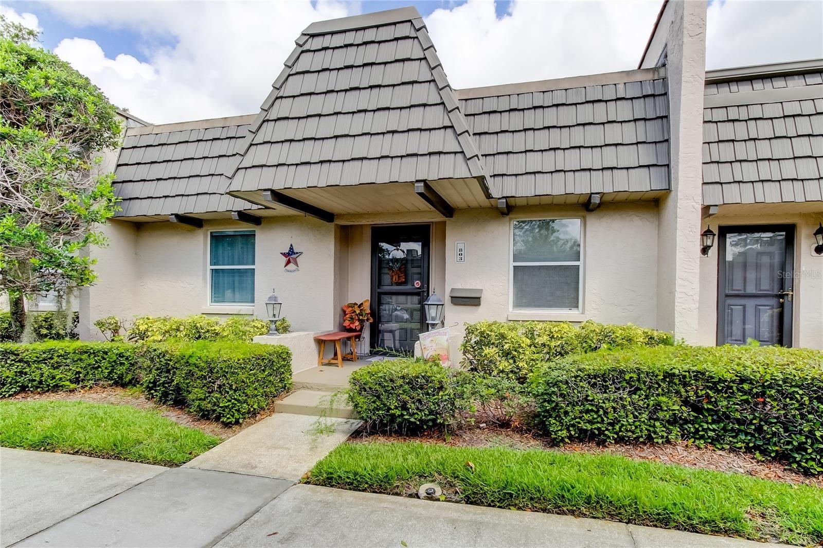 803 CORDOVA GREEN #803, Seminole, FL 33777 - #: U8131849