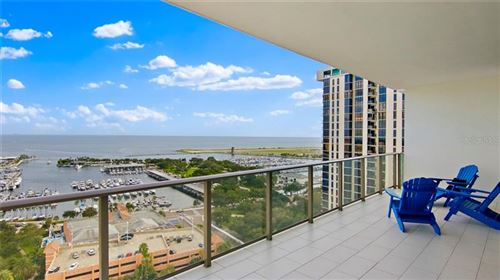 Photo of 100 1ST AVENUE N #1905, ST PETERSBURG, FL 33701 (MLS # U8101850)