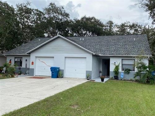 Photo of 7438 MEAD DRIVE, SPRING HILL, FL 34606 (MLS # W7838851)