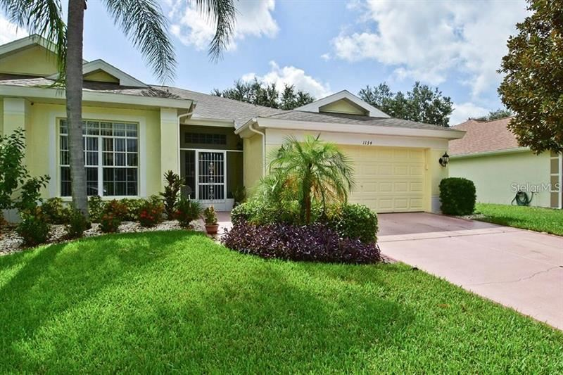 1134 MCDANIEL STREET #43, Sun City Center, FL 33573 - #: T3253852