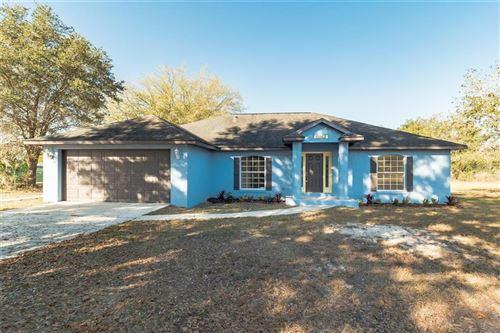 Photo of 11262 SE 156TH AVENUE, OCKLAWAHA, FL 32179 (MLS # T3319853)