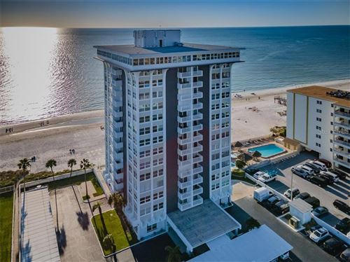 Photo of 17408 GULF BOULEVARD #602, REDINGTON SHORES, FL 33708 (MLS # U8105854)