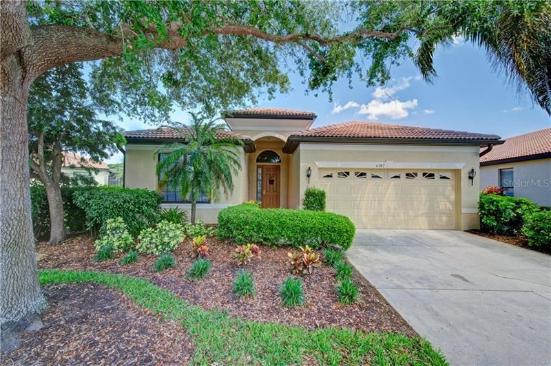 Photo of 4107 MACKAY FALLS TERRACE, SARASOTA, FL 34243 (MLS # A4496854)