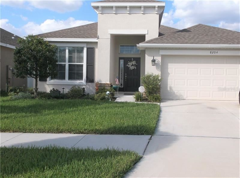 8204 Willow Beach Drive, Riverview, FL 33578 - #: T3204855