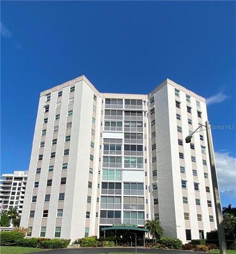 Photo of 435 S GULFSTREAM AVENUE #706, SARASOTA, FL 34236 (MLS # A4483856)
