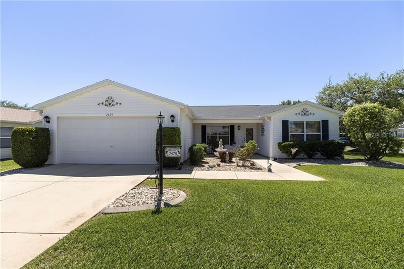 2670 PRIVADA DRIVE, The Villages, FL 32162 - MLS#: G5028856