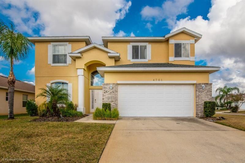 4701 RUBY RED LANE, Kissimmee, FL 34746 - #: O5840856