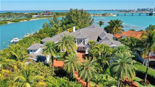 Photo of 15 LIGHTHOUSE POINT DRIVE, LONGBOAT KEY, FL 34228 (MLS # A4459857)