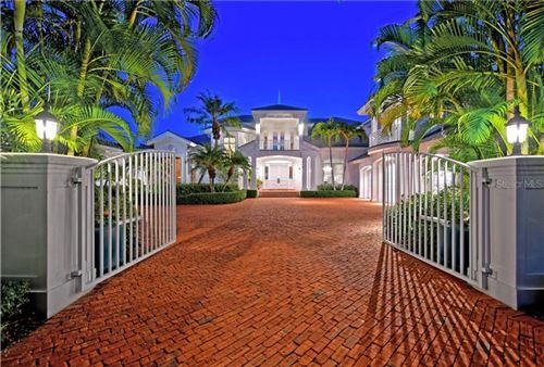 Tiny photo for 15 LIGHTHOUSE POINT DRIVE, LONGBOAT KEY, FL 34228 (MLS # A4459857)