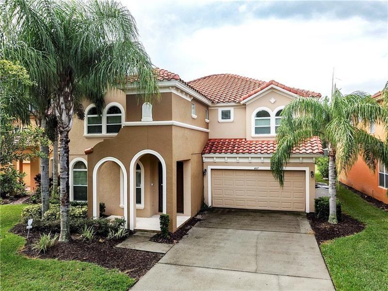 467 ORANGE COSMOS BOULEVARD, Davenport, FL 33837 - MLS#: S5039857