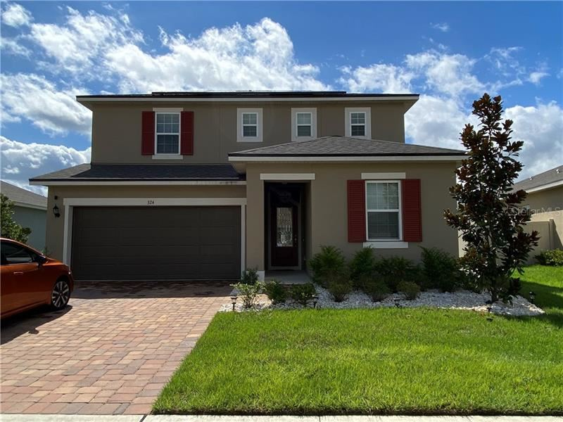 324 IRVING BEND DRIVE, Groveland, FL 34736 - #: S5048857