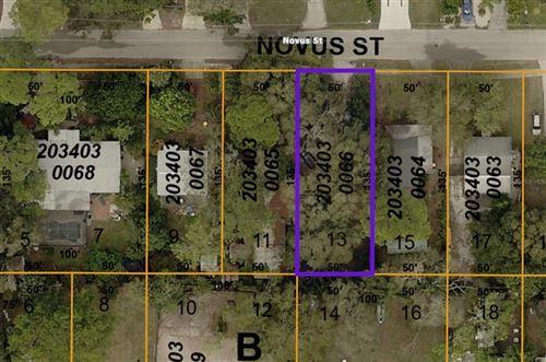 Photo of NOVUS STREET, SARASOTA, FL 34237 (MLS # A4500858)