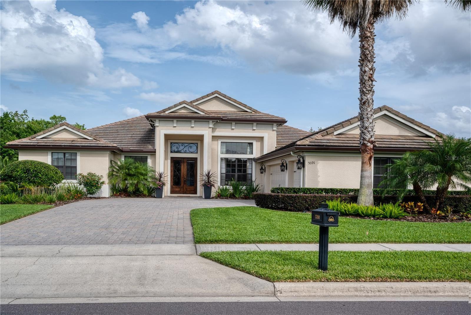 5391 GLENLAKE PLACE, Sanford, FL 32771 - #: O5953859