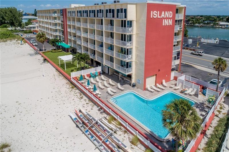 9980 GULF BOULEVARD #601, Treasure Island, FL 33706 - #: U8097859