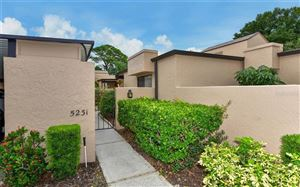 Photo of 5231 MYRTLE WOOD #16, SARASOTA, FL 34235 (MLS # A4451860)