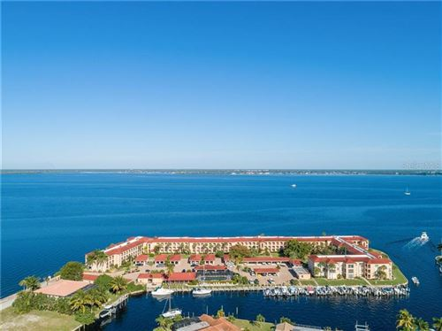 Photo of 1 COLONY POINT DRIVE #17C, PUNTA GORDA, FL 33950 (MLS # C7422860)