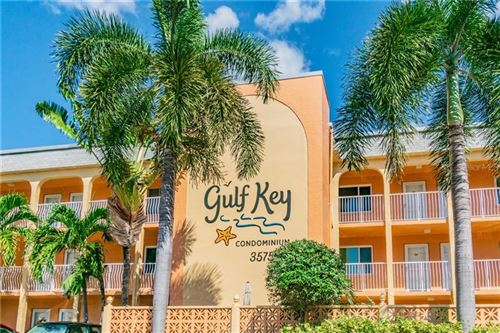 Photo of 3575 GULF BOULEVARD #101, ST PETE BEACH, FL 33706 (MLS # T3267860)
