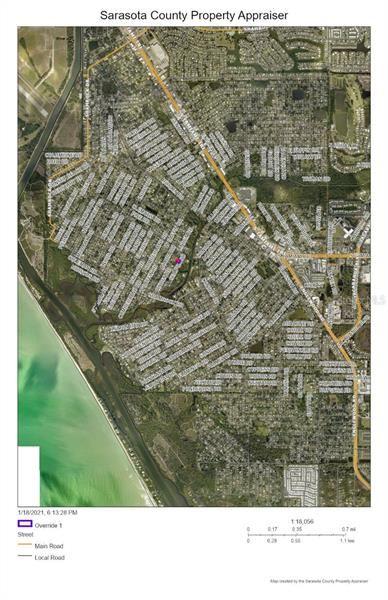 Photo of SEA FOX ROAD, VENICE, FL 34293 (MLS # A4488860)