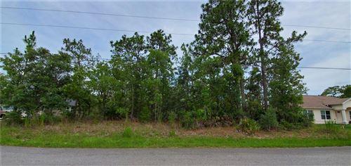 Photo of 12014 PHILANDER AVENUE, WEEKI WACHEE, FL 34614 (MLS # T3313861)