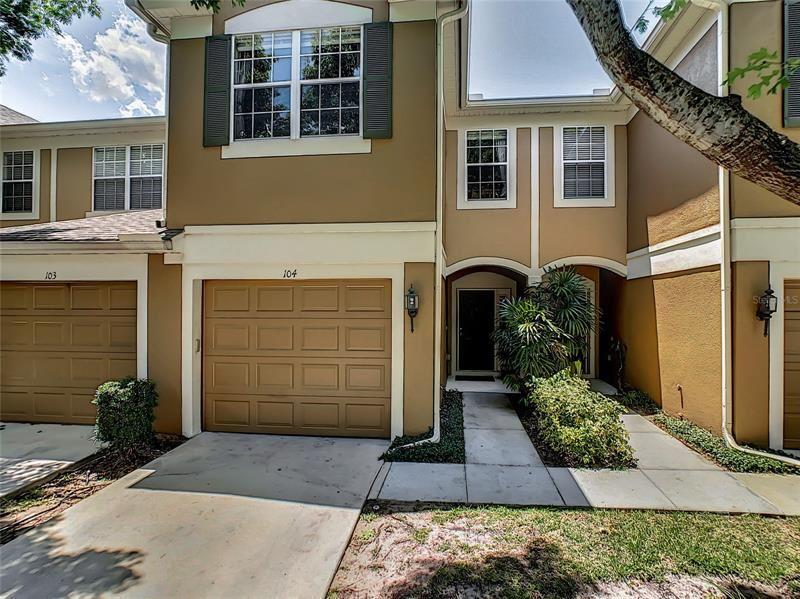 2838 VILLAFUERTE POINT #104, Orlando, FL 32835 - #: O5943861
