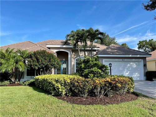 Photo of 411 AUTUMN CHASE DRIVE, VENICE, FL 34292 (MLS # A4506862)