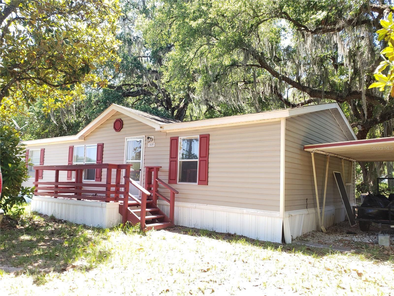 1251 CR 738E, Webster, FL 33597 - MLS#: OM619862