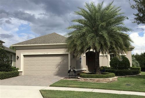 Photo of 1019 TIMBERVALE TRAIL, CLERMONT, FL 34715 (MLS # T3334863)