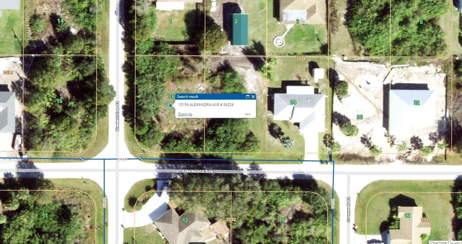 Photo of 10196 ALEXANDRIA AVENUE, ENGLEWOOD, FL 34224 (MLS # D6120863)