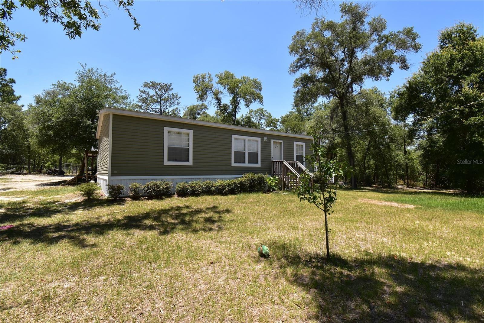 130 NE 139TH TERRACE, Williston, FL 32696 - #: OM620863