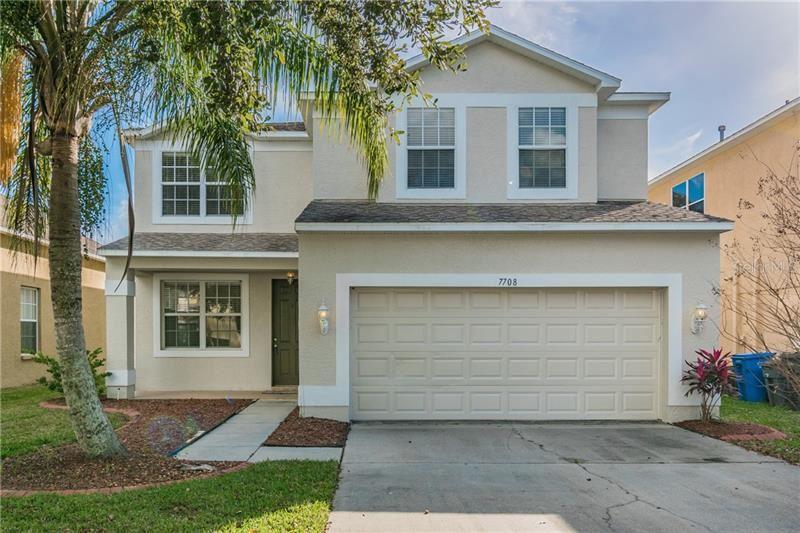 7708 CEDARHURST LANE, Tampa, FL 33625 - #: T3218863