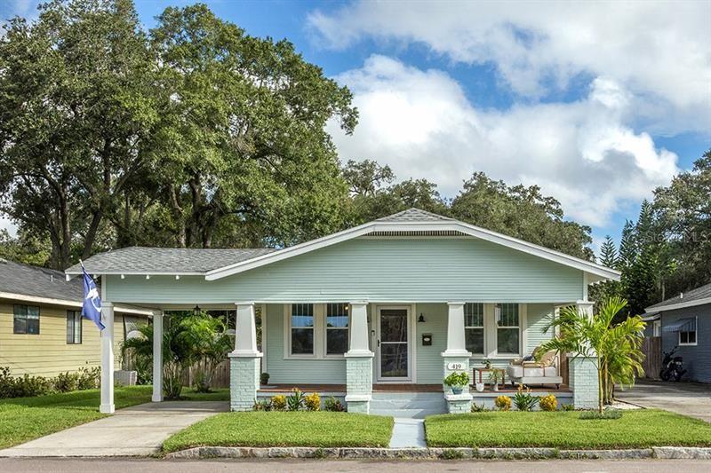 419 W OSBORNE AVENUE, Tampa, FL 33603 - #: T3263863