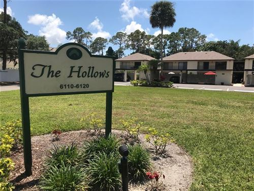 Photo of 6120 COUNTRY CLUB WAY #206, SARASOTA, FL 34243 (MLS # A4499865)