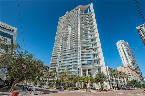 Photo of 175 1ST STREET S #306, ST PETERSBURG, FL 33701 (MLS # U8104865)