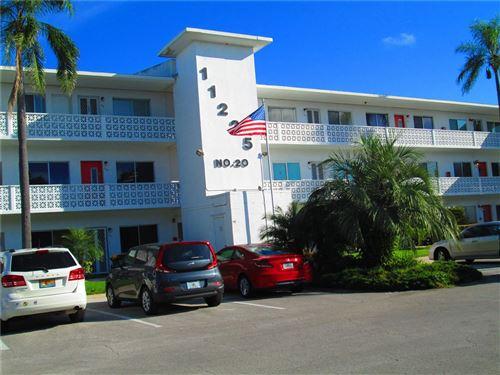 Photo of 11225 82ND AVENUE #110, SEMINOLE, FL 33772 (MLS # U8139865)