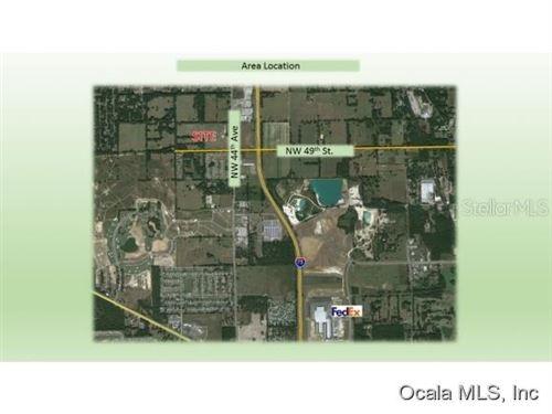 Photo of 5110 NW 44th, OCALA, FL 34482 (MLS # OM437866)