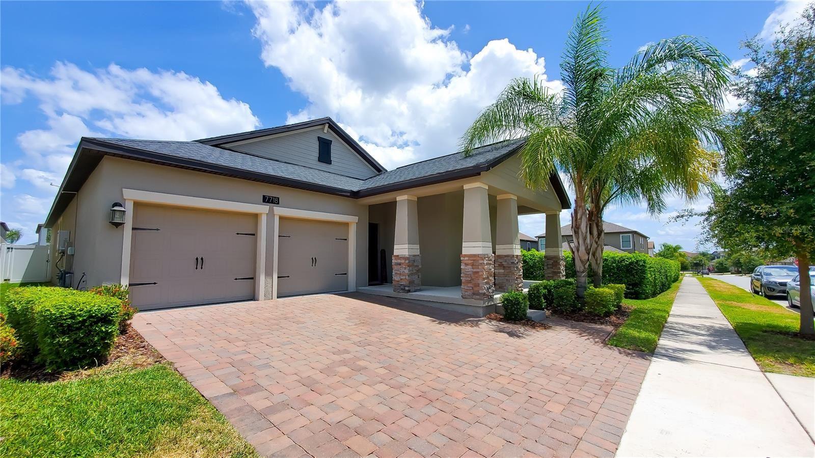 7718 PURPLE FINCH STREET, Winter Garden, FL 34787 - #: O5950867