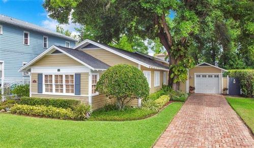 Photo of 711 E AMELIA STREET, ORLANDO, FL 32803 (MLS # O5940868)