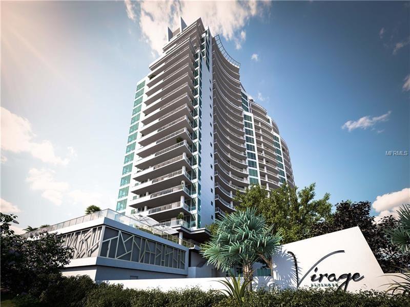 3401 Bayshore Boulevard UNIT 2302, Tampa, FL 33629 - MLS#: T3166868