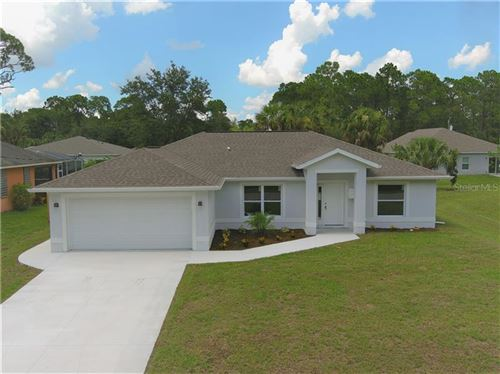 Photo of 2878 PEBBLE AVENUE, NORTH PORT, FL 34286 (MLS # C7431869)