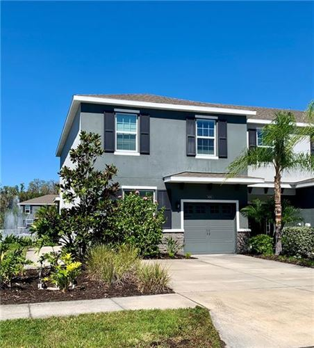 Photo of 6454 BAYTOWN DRIVE, SARASOTA, FL 34240 (MLS # T3287869)