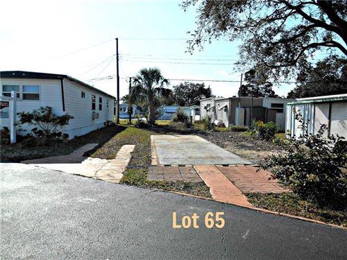 Photo of 7801 34TH AVENUE N #65, ST PETERSBURG, FL 33710 (MLS # U8097869)