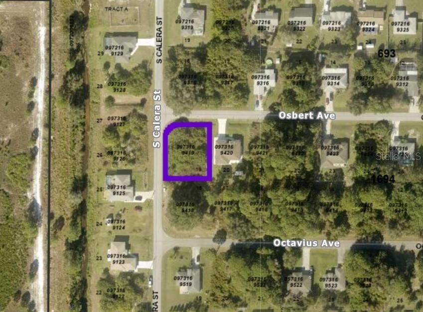 Photo of OSBERT AVENUE, NORTH PORT, FL 34287 (MLS # A4512869)