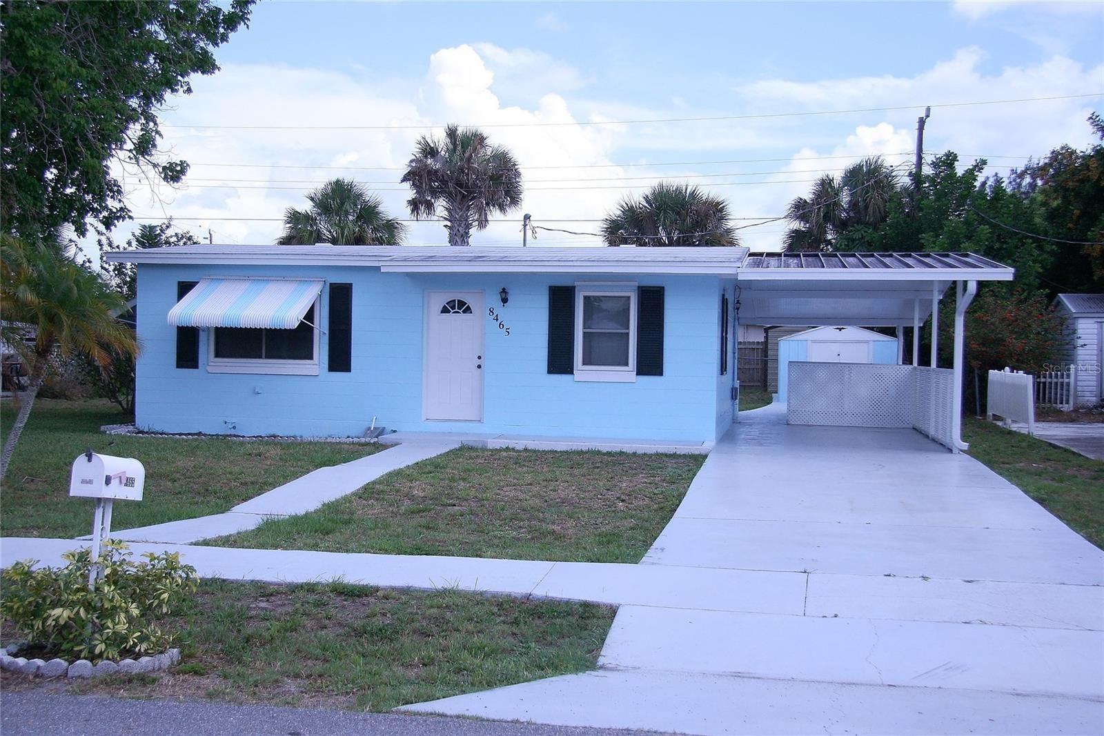 Photo of 8465 BUMFORD AVENUE, NORTH PORT, FL 34287 (MLS # N6115869)