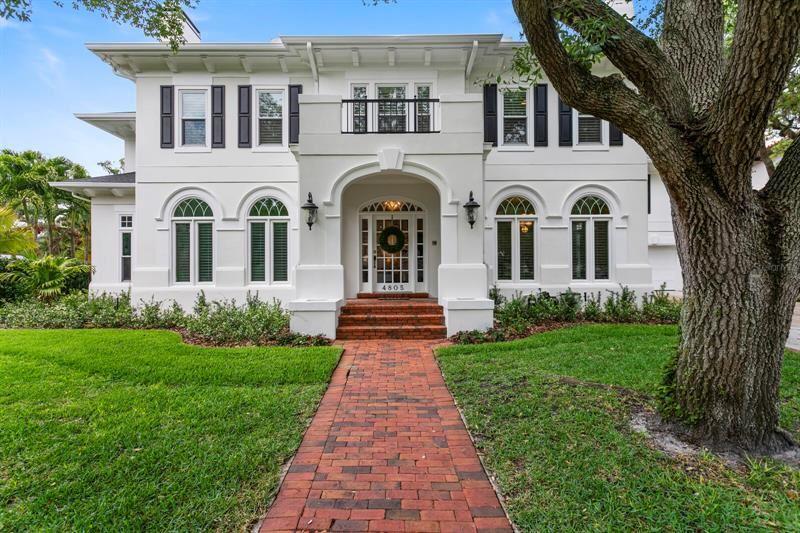4805 W WOODMERE ROAD, Tampa, FL 33609 - MLS#: T3304869