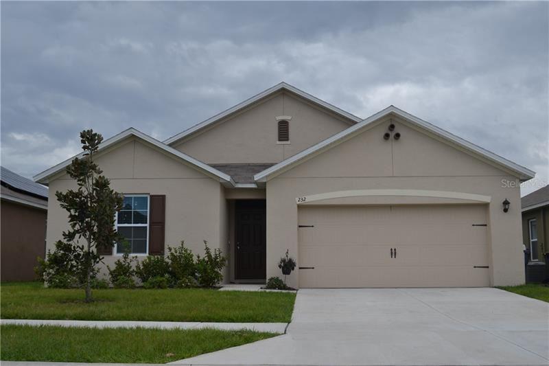 Photo of 232 WILLOW BEND DRIVE, DAVENPORT, FL 33897 (MLS # S5037870)