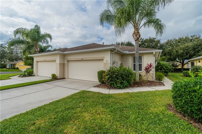 1244 FAIRWAY GREENS DRIVE #65, Sun City Center, FL 33573 - #: T3283870