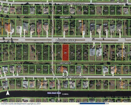 Photo of 186  ROTONDA BLVD E, ROTONDA WEST, FL 33947 (MLS # D5902871)