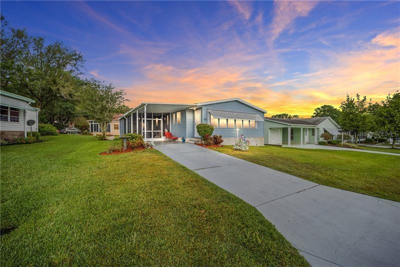 1151 W BOONE COURT, The Villages, FL 32159 - MLS#: G5040871