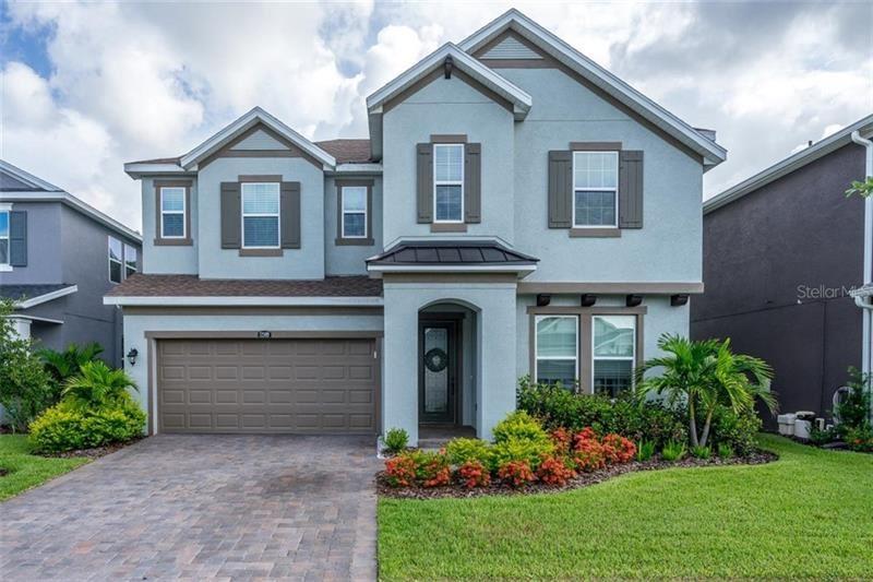 12109 RUSTIC RIVER WAY, Tampa, FL 33635 - #: U8090871